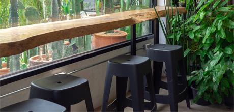 Création de chaise haute en metal près de valenciennes