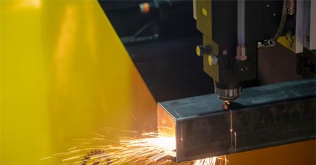 Découpe laser d'élements en métal près de Valenciennes