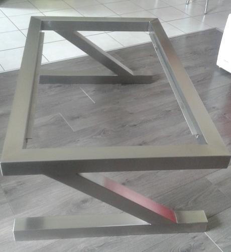 Création de table basse en métal près de Valenciennes